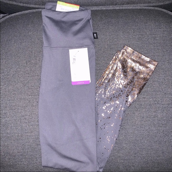 Marika Pants - NWT Marika Rose Gold Leggings Size XS